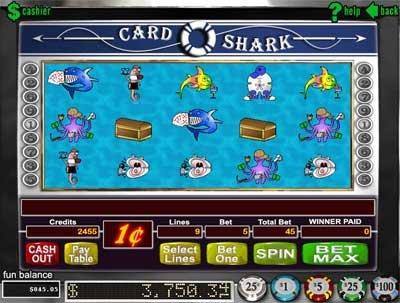 Онлайн игровой автомат Sharky Акула играть бесплатно